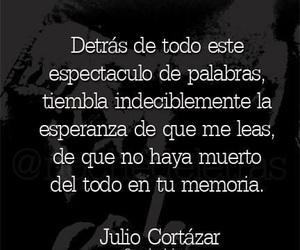 julio cortazar and quote image