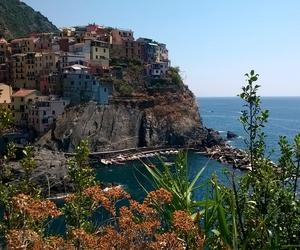 beautiful, italia, and sea image