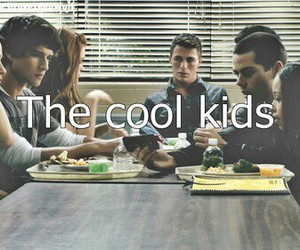 teen wolf and cool kids image