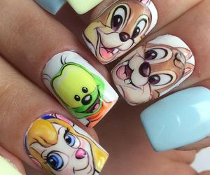 disney, girly, and pretty image