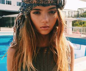 girl, model, and inka williams image