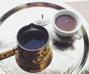 coffee and arabic image