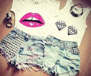 accessories, outfit, and fashion image
