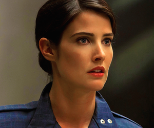 captain america, cobie smulders, and maria hill image