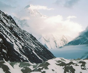 mountain, landscape, and nature image