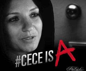 cece, OMG, and pretty little liars image