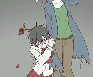 crossover, ib, and kagerou project image