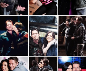 brotp, seana, and ouat cast image