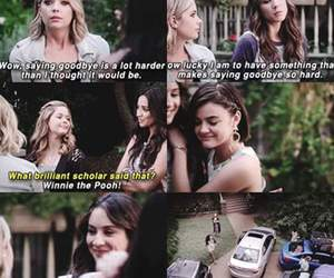 best friends, pretty little liars, and aria montgomery image
