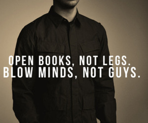Drake, book, and quote image