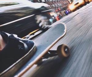 skate, grunge, and street image