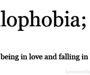 fear, feelings, and phobia image
