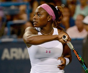 tennis, under armour, and sloane stephens image