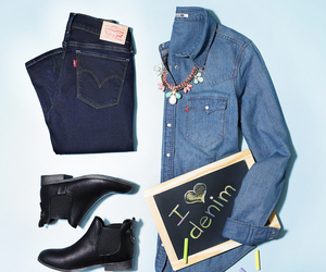 blue, jeans, and macys image