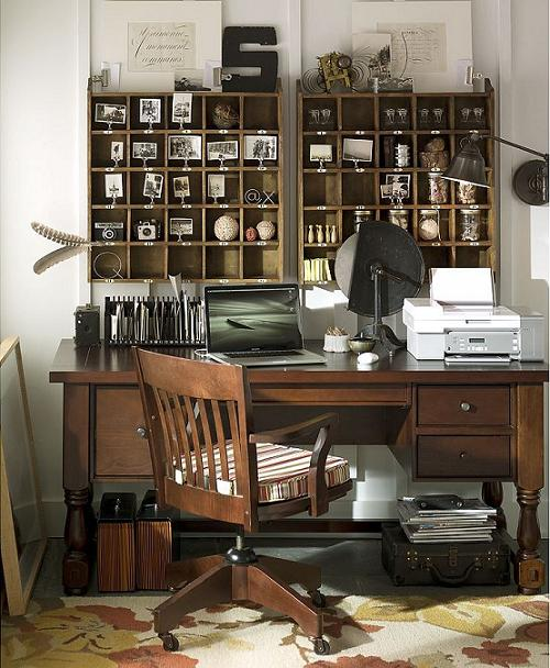 interior design and work place image