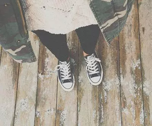 all star, fashion, and grunge image