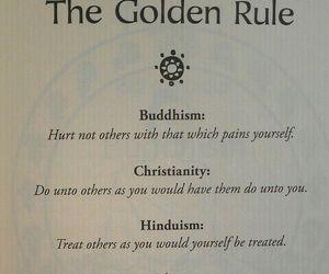buddhism, religion, and Christianity image