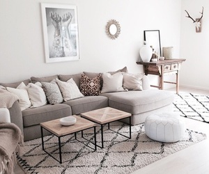 decor, happy, and home image