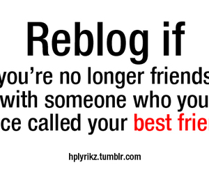 bff, ex, and quotes image