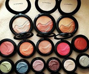 makeup, mac, and cosmetics image