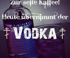 drink, vodka, and beziehung image