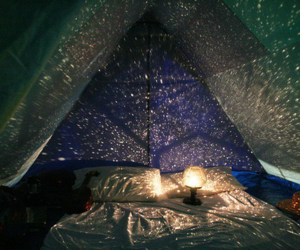 beautiful, fort, and bedroom image