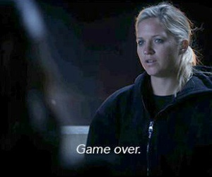 pll, game over, and pretty little liars image