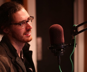 glasses and hozier image