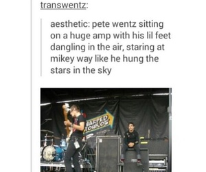 FOB, music, and mikey way image
