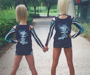 bff, cheer, and cheer extreme allstars image