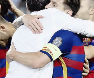 leo messi, fc barcelona, and luis enrique image