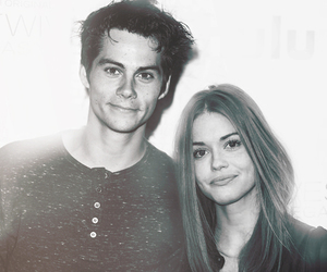 otp, tw, and stiles and lydia image