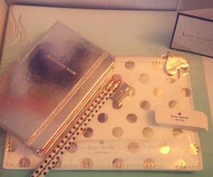 college, kate spade, and back to school image