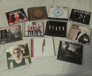 all time low, atl, and bands image