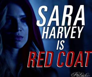 red coat, pretty little liars, and pll image