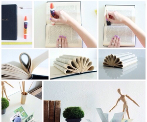diy, book, and Letter image