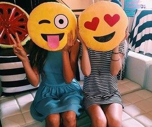 emoji, best friends, and emojis image