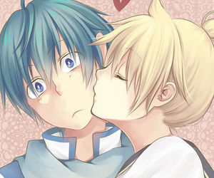 boy, yaoi, and vocaloid image