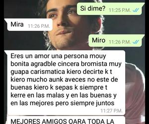 tu y yo, frases en español, and mejores amigos image