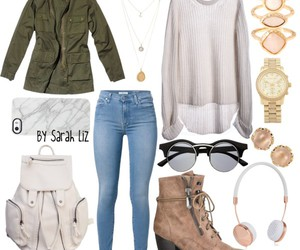fall, fashion, and girly image