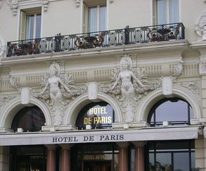 hotel, paris, and luxury image