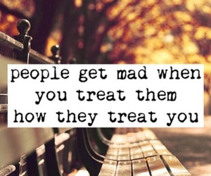 people, treat, and mad image