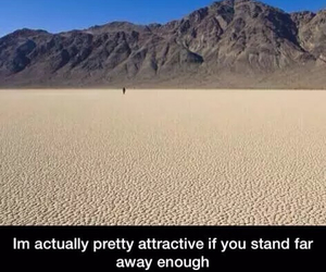 attractive, awesome, and far away image