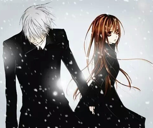 vampire knight, manga, and anime image
