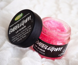 cosmetics, lips, and lush image