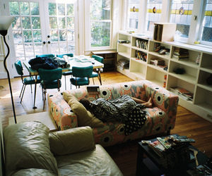 room, house, and photography image