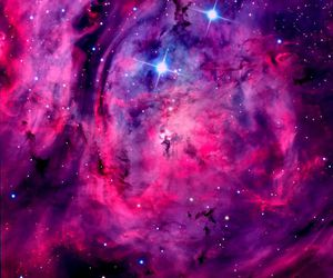 galaxy, girly, and je vous aime ! image