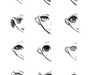 face, art, and draw image