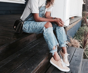 fashion, natural, and outfit image