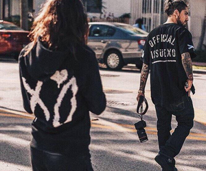 xo, the weeknd, and official issue image